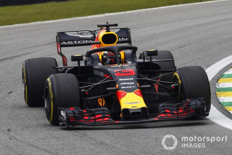 11. Daniel Ricciardo, Red Bull Racing RB14