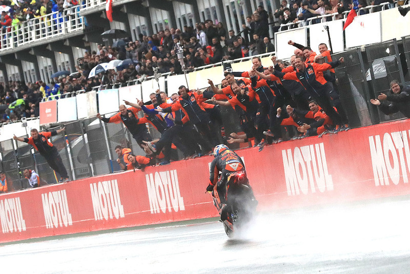 Tercero, Pol Espargaro, Red Bull KTM Factory Racing