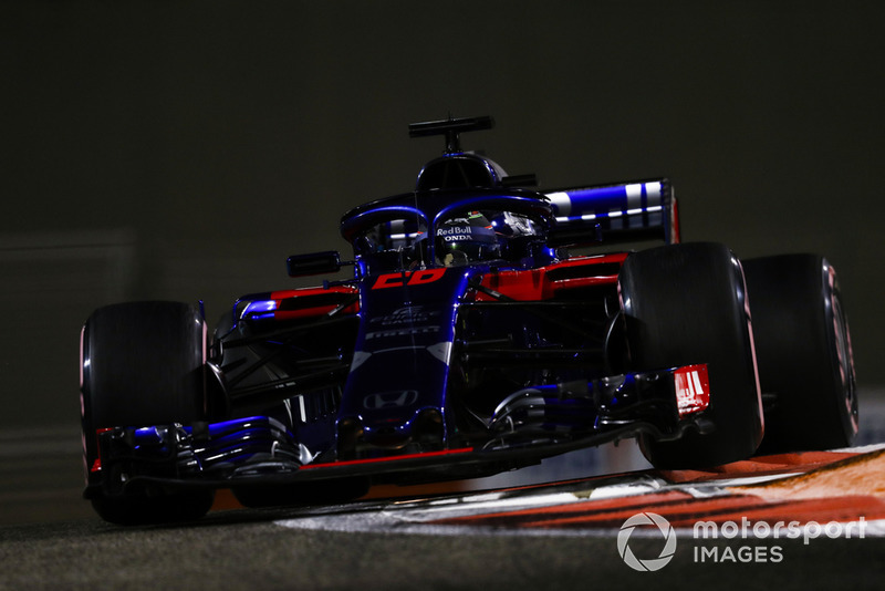Szerkesztői TOP - Abu Dhabi Nagydíj - péntek - F1 2018