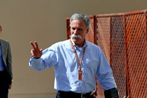 Chase Carey, Chief Executive Officer ed Executive Chairman del Formula One Group