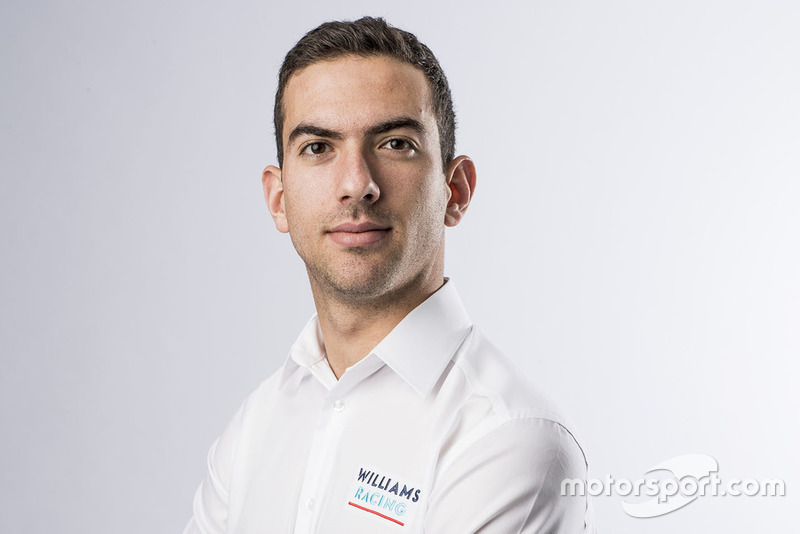 Nicholas Latifi, Williams Martini Racing
