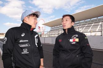 Tomoki Nojiri, Team Mugen, Nirei Fukuzumi, Dandelion Racing