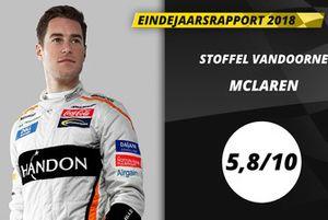Eindrapport 2018: Stoffel Vandoorne, McLaren