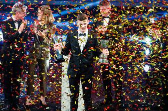Le vainqueur du McLaren Autosport BRDC Award, Tom Gamble