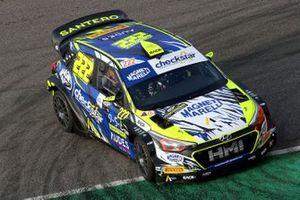 Тони Кайроли, Элеонора Мори, Hyundai NG i20 WRC