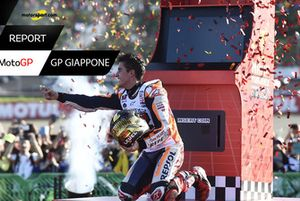 Report GP Giappone