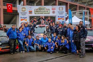 Ford Motorsport Türkiye ekibi