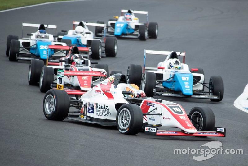 SMP Формула 4, VII этап, Ассен