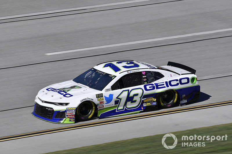 29. Ty Dillon, Germain Racing, Chevrolet Camaro GEICO
