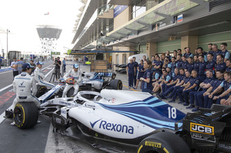 Williams Team Photo