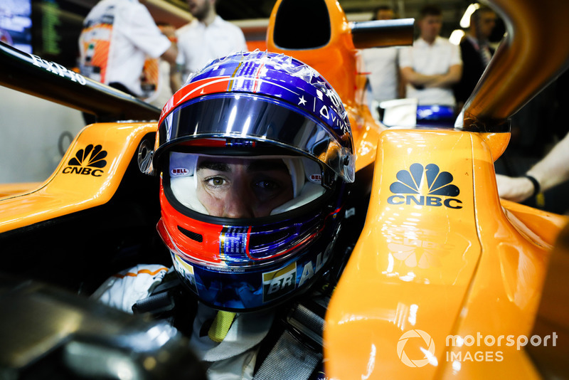 Alonso foi grande, mas não chegou nem perto do trono