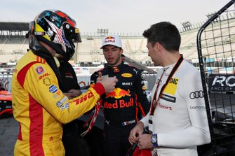 Ryan Hunter-Reay, Pierre Gasly