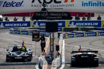 Мик Шумахер и Патрисио О'Уорд, KTM X-Bow Comp R