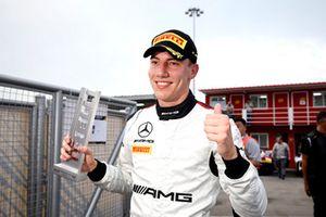 Polesitter #999 Mercedes-AMG Team GruppeM Racing Mercedes - AMG GT3: Raffaele Marciello