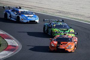 #5 FFF Racing Team: Parth Ghorpade, Jack Bartholomew