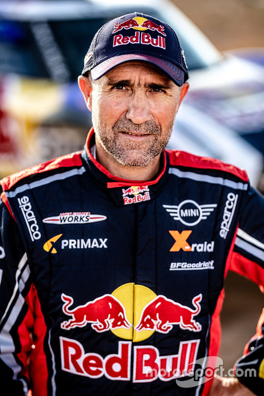 Stéphane Peterhansel, X-Raid Mini Buggy