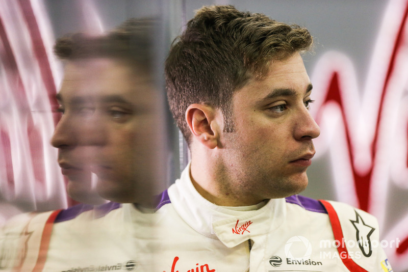№4: Робин Фряйнс, Envision Virgin Racing