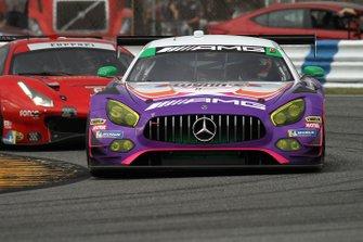 #33 Mercedes-AMG Team Riley Motorsports Mercedes-AMG GT3, GTD: Ben Keating, Jeroen Bleekemolen, Luca Stolz, Felipe Fraga