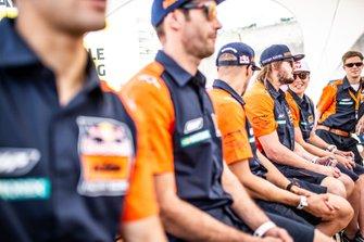 Тоби Прайс, KTM Factory Racing Team
