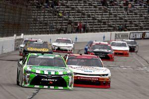 Brandon Jones, Joe Gibbs Racing, Toyota Camry Interstate Batteries, Matt Tifft, Richard Childress Racing, Chevrolet Camaro Anderson's Maple Syrup