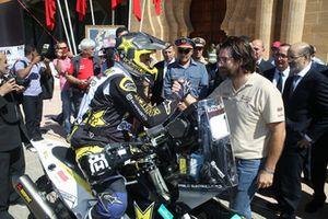 #1 Rockstar Husqvarna Factory Racing: Pabblo Quintanilla