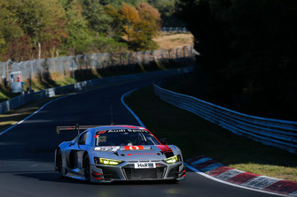 #52 Car Collection Motorsport Audi R8 LMS: Christopher Haase, Jamie Green
