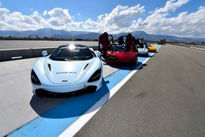 Pure McLaren Performance Academy