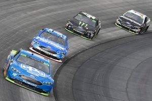 Ryan Blaney, Team Penske, Ford Fusion PPG, Ricky Stenhouse Jr., Roush Fenway Racing, Ford Fusion Fastenal, Kurt Busch, Stewart-Haas Racing, Ford Fusion Monster Energy / Haas Automation, Aric Almirola, Stewart-Haas Racing, Ford Fusion Smithfield