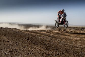 #17 KTM Factory Racing: Mario Patrao