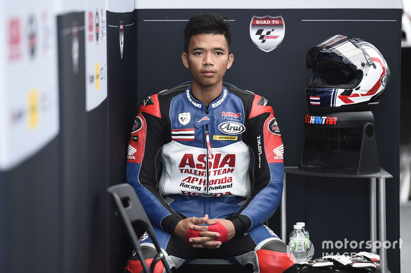 Somkiat Chantra, Idemitsu Honda Team Asia