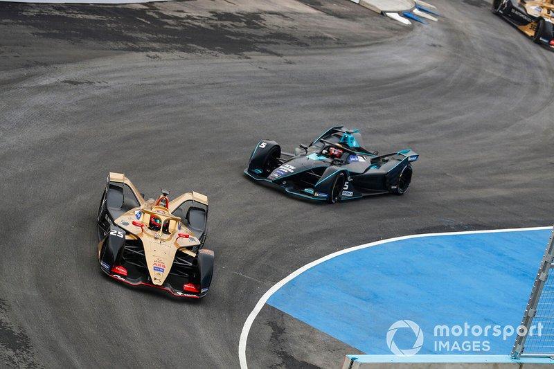 Jean-Eric Vergne, DS TECHEETAH, DS E-Tense FE19 Stoffel Vandoorne, HWA Racelab, VFE-05