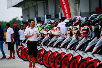 Honda CBR bikes