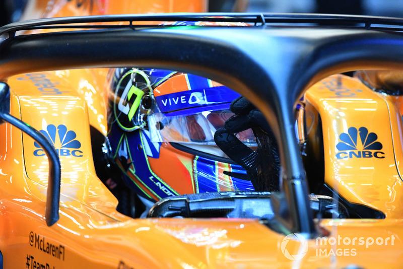 12 місце — Ландо Норріс (Британія, McLaren) — коефіцієнт 201,00