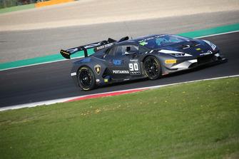Lamborghini Huracan Super Trofeo Evo #90, Attempto Racing: Holger Harmsen
