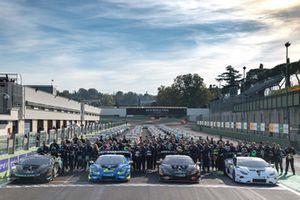 Lamborghini Super Trofeo Grid