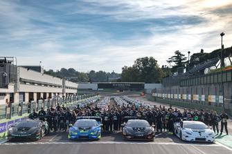 Griglia Lamborghini Super Trofeo