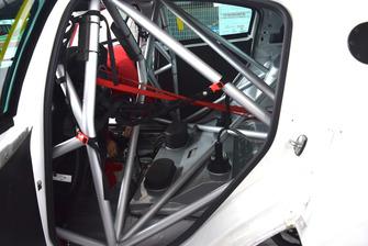 Alfa Romeo Giulietta TCR, dettaglio