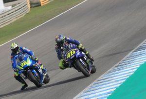 Joan Mir, Team Suzuki Ecstar, Valentino Rossi, Yamaha Factory Racing