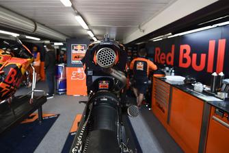 Red Bull KTM Factory Racing motosiklet detay