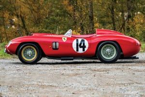 1956 Ferrari 290 MM auctioned for $22,005,000