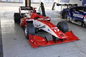 REAL RACING No17 car