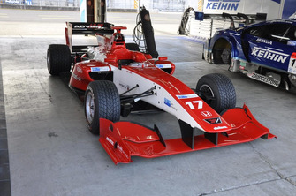 Super Formula, team Real Racing
