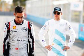 Sébastien Buemi, Nissan e.Dams, Stoffel Vandoorne, HWA Racelab