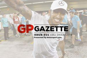 GP Gazette 044 Abu Dhabi GP