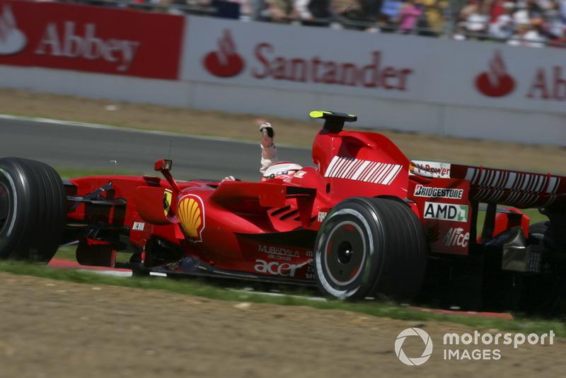 2007 Belgian GP