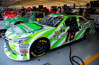Brandon Jones, Joe Gibbs Racing, Toyota Camry Interstate Batteries
