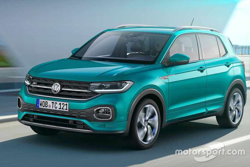 Volkswagen T-Cross 2019 року