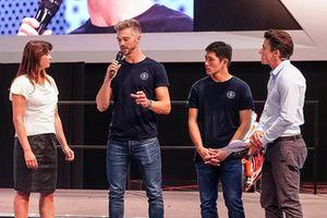 Leon Camier, Ryuichi Kiyonari, Honda WSBK Team