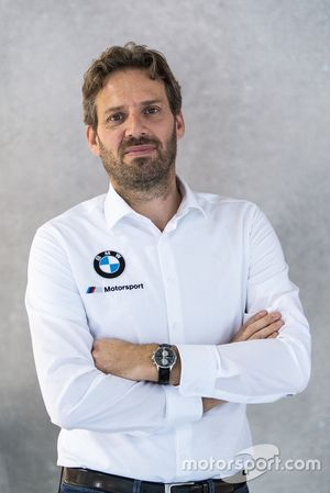 Marc Bongers, Direttore Motorport BMW Motorrad