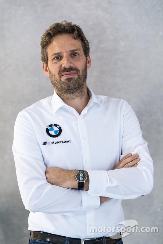 Marc Bongers, BMW Motorrad Motorsport Director
